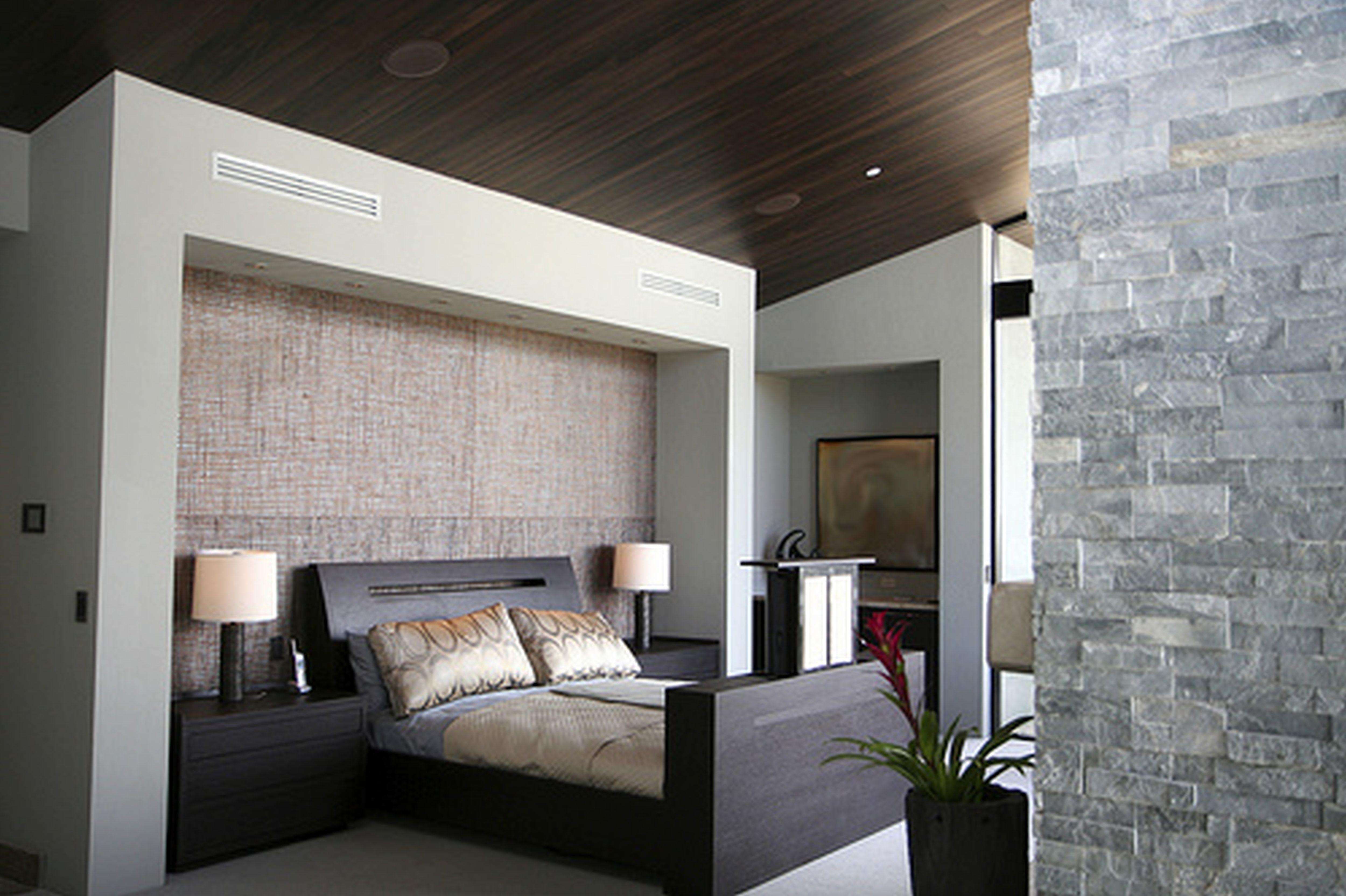 Lovely Contemporary Master Bedroom Designs House Decor