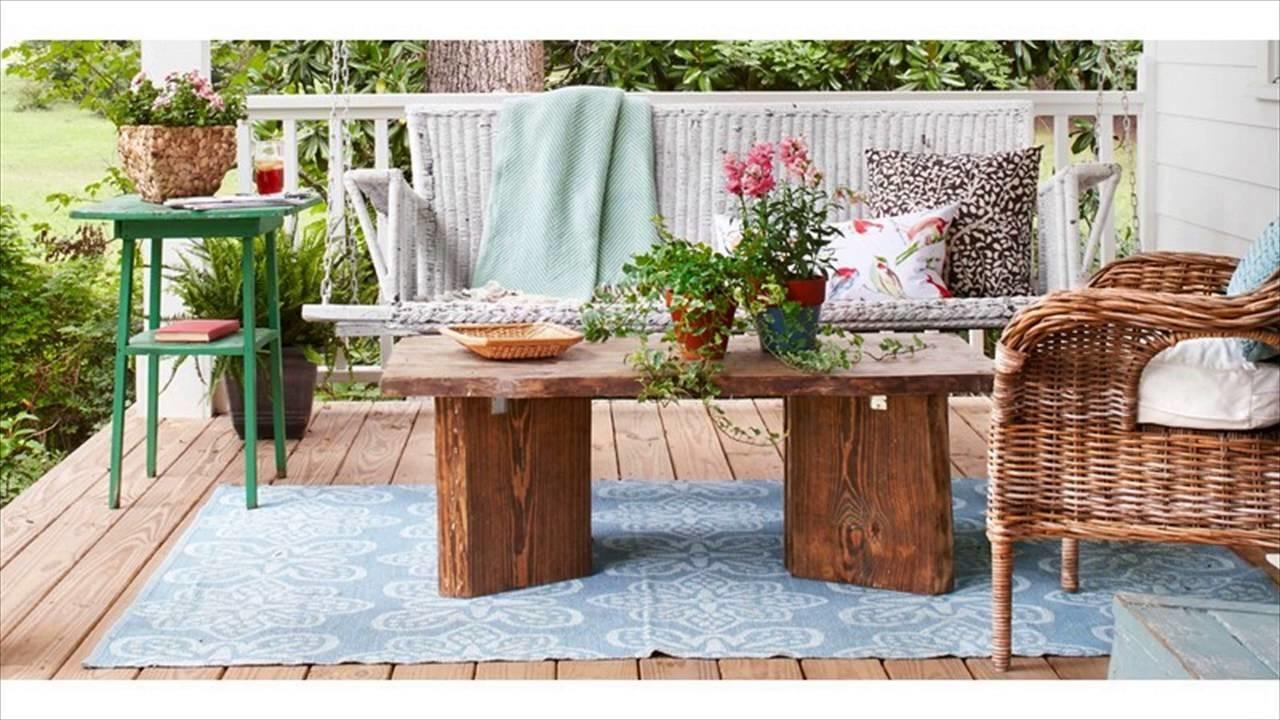 Lovely Diy Summer Front Porch Decor Ideas