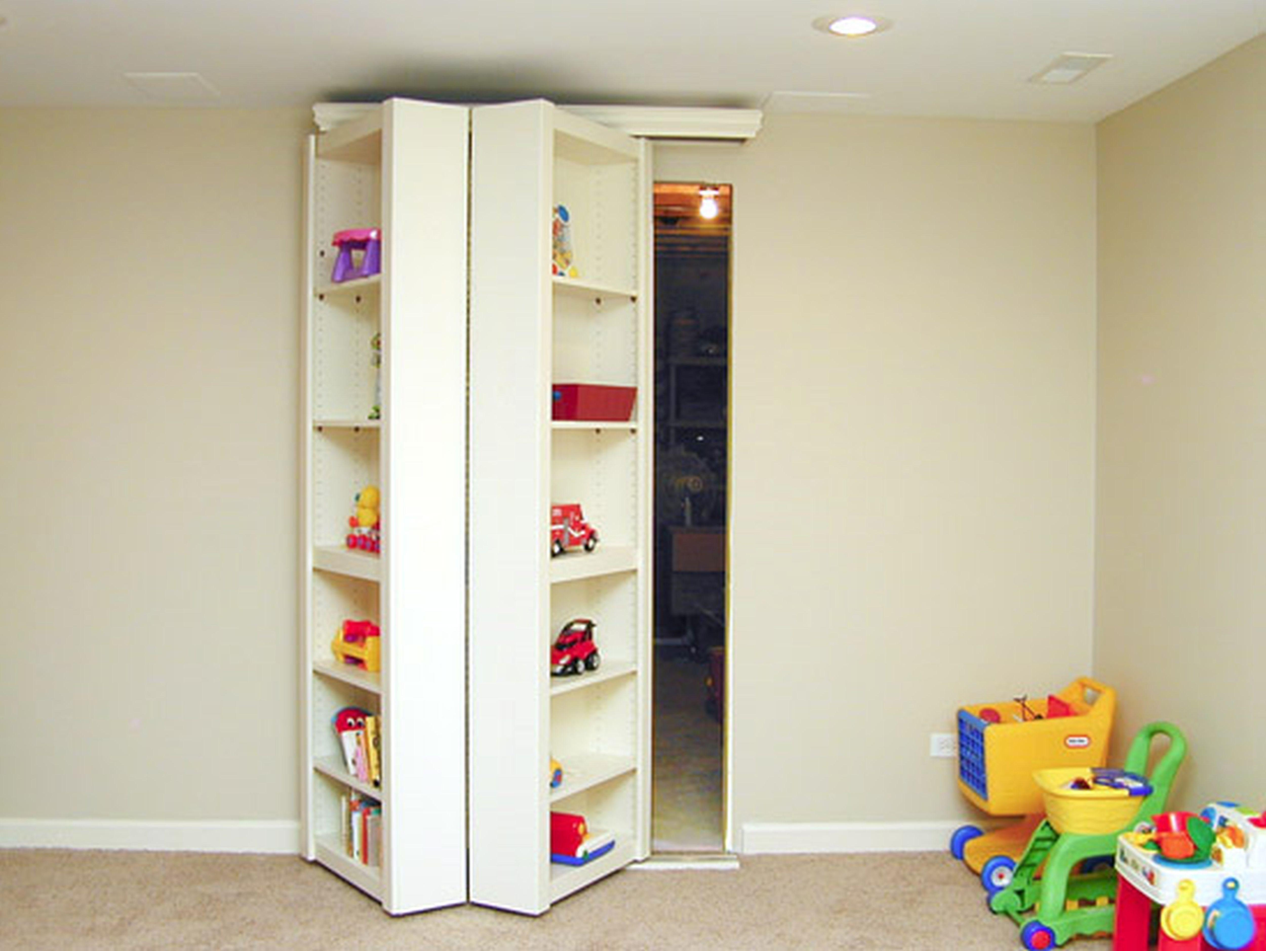 Lovely Secret Rooms Ideas Awesome Check