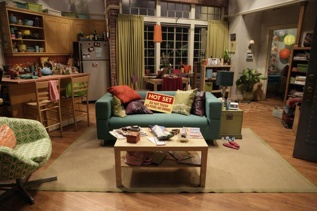 Lovely Side Penny Apartment Big Bang Theory