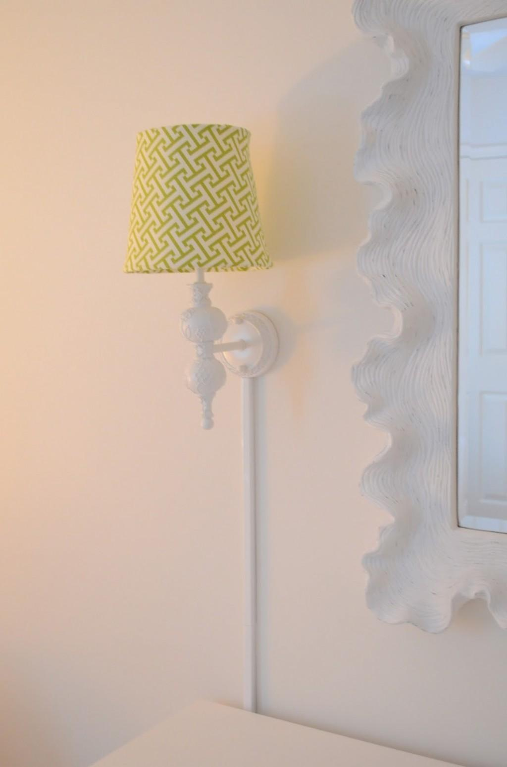 Lovely Wall Sconces Decorative Electric Cord Covers
