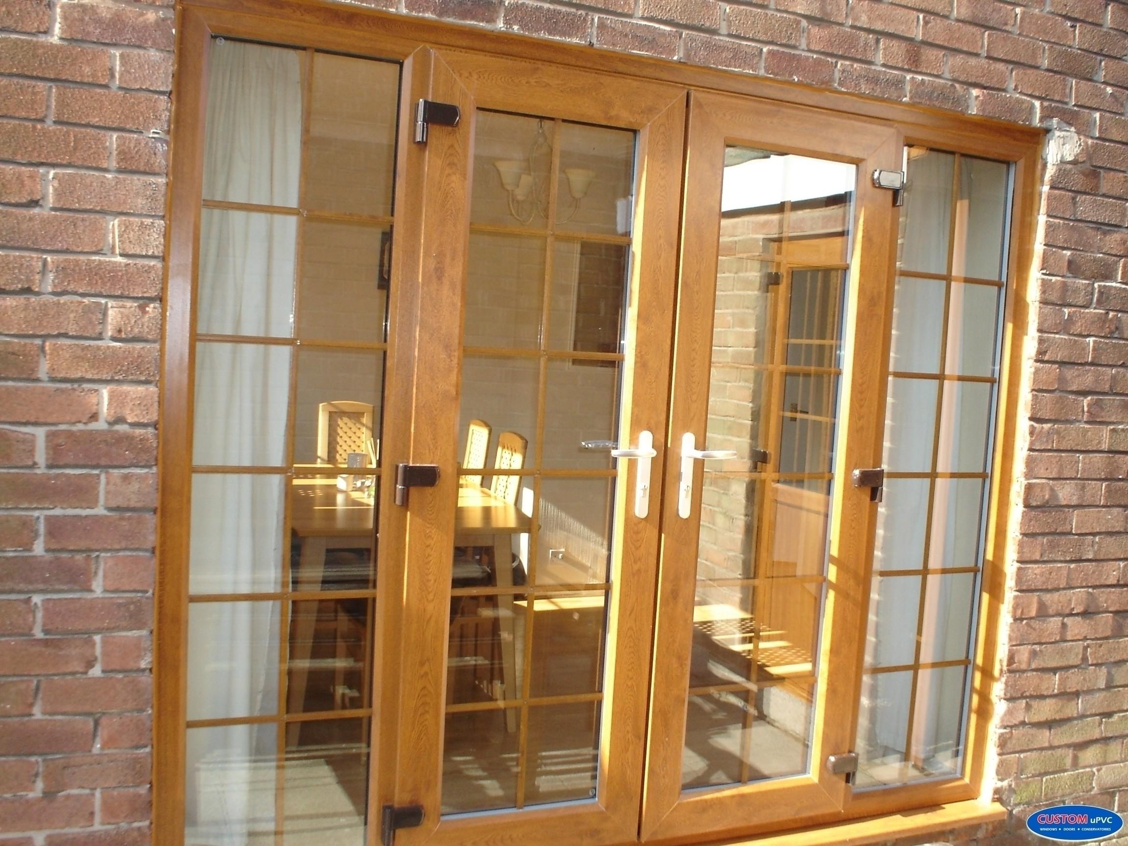 Lovely Wooden French Doors Inspiration Inertiahome