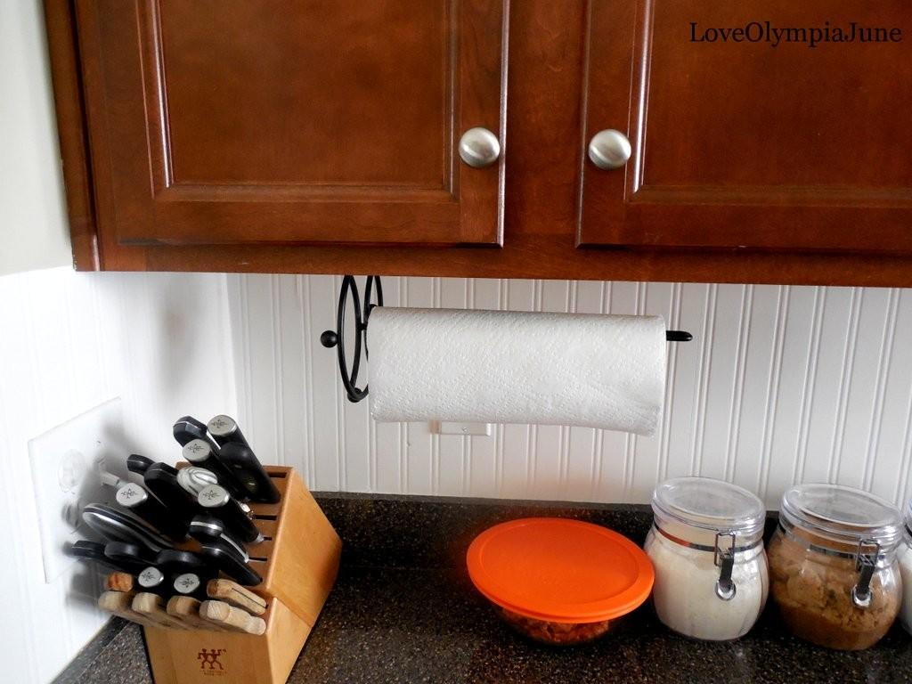 Loveolympiajune Diy Paper Towel Holder