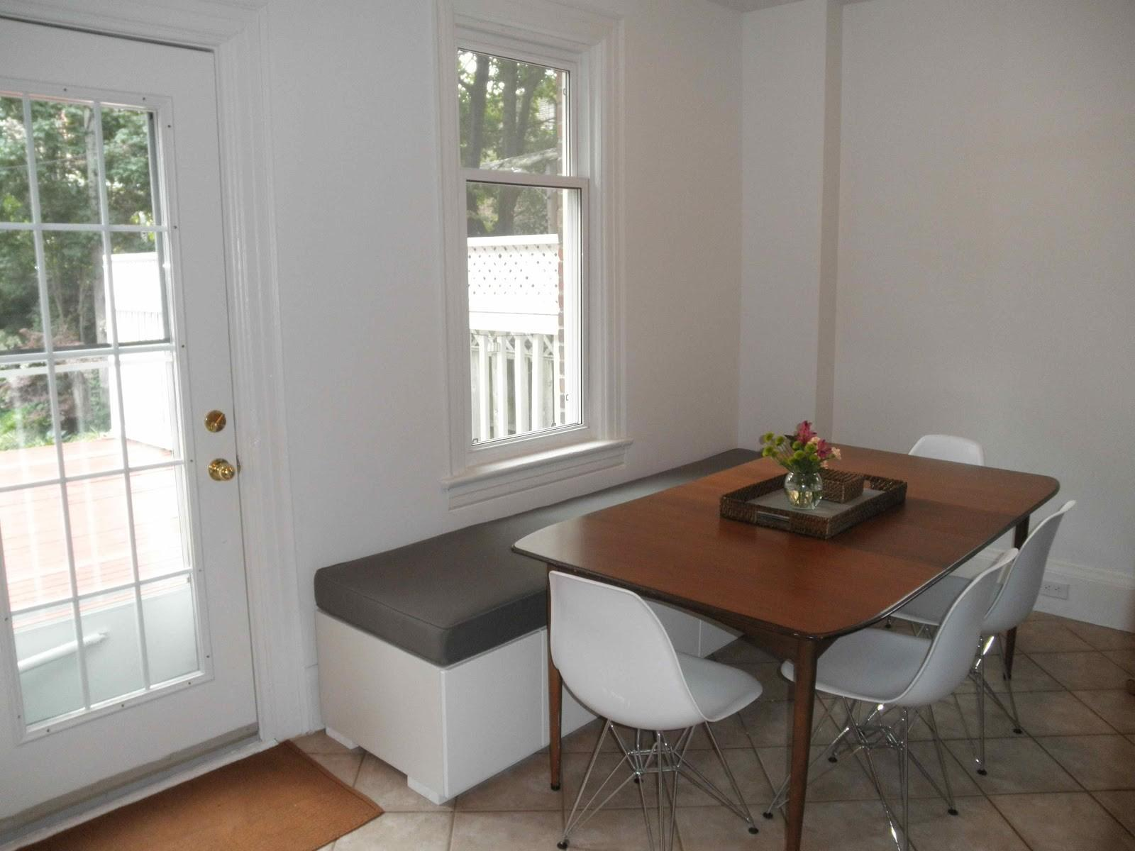 Loving Albany Behold Kitchen Banquette