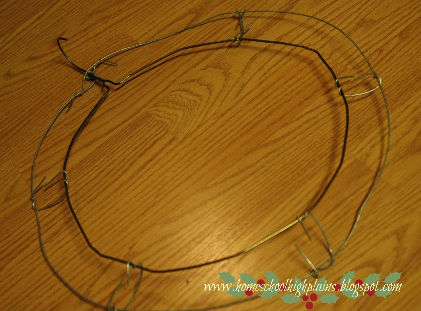 Loving Learning High Plains Diy Wire Christmas