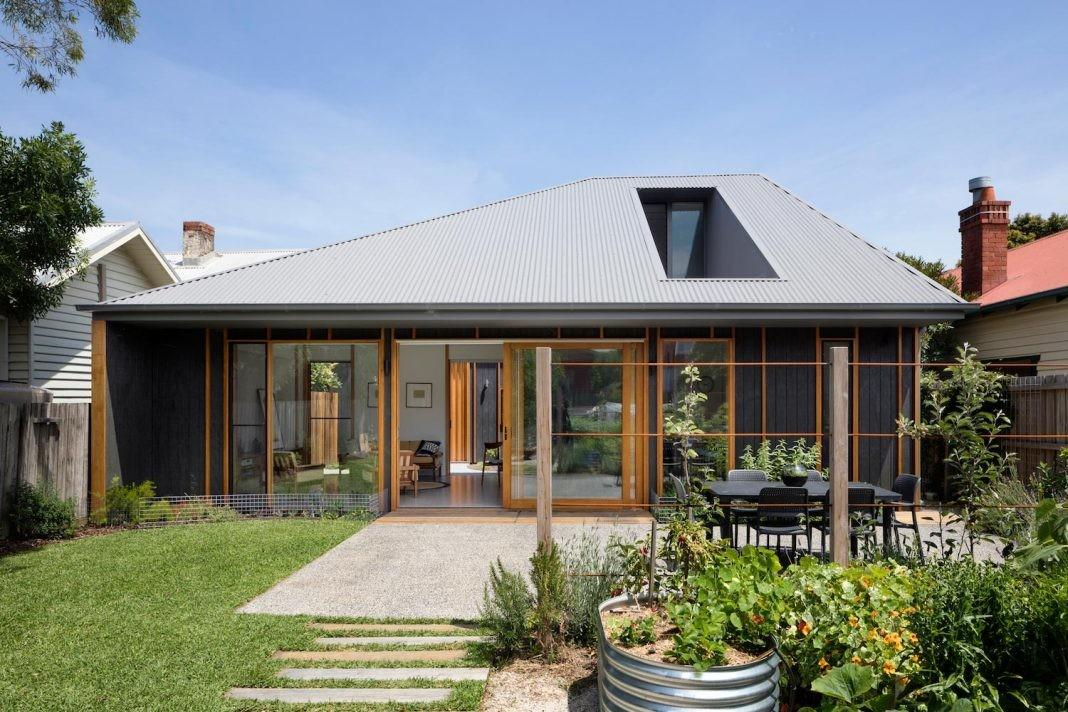 Low Cost Compact Family Home Set Within Quiet