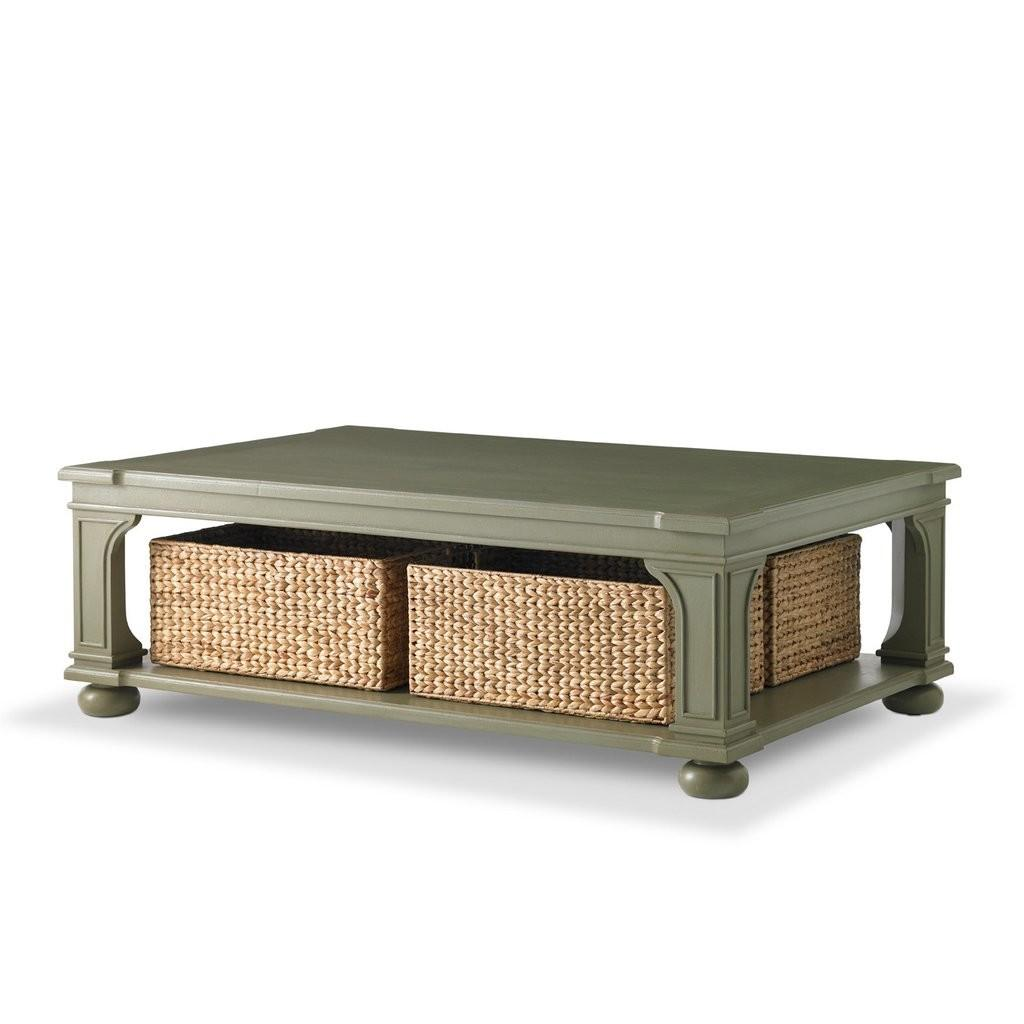 Low Country Coffee Table Green Bunny Williams Home
