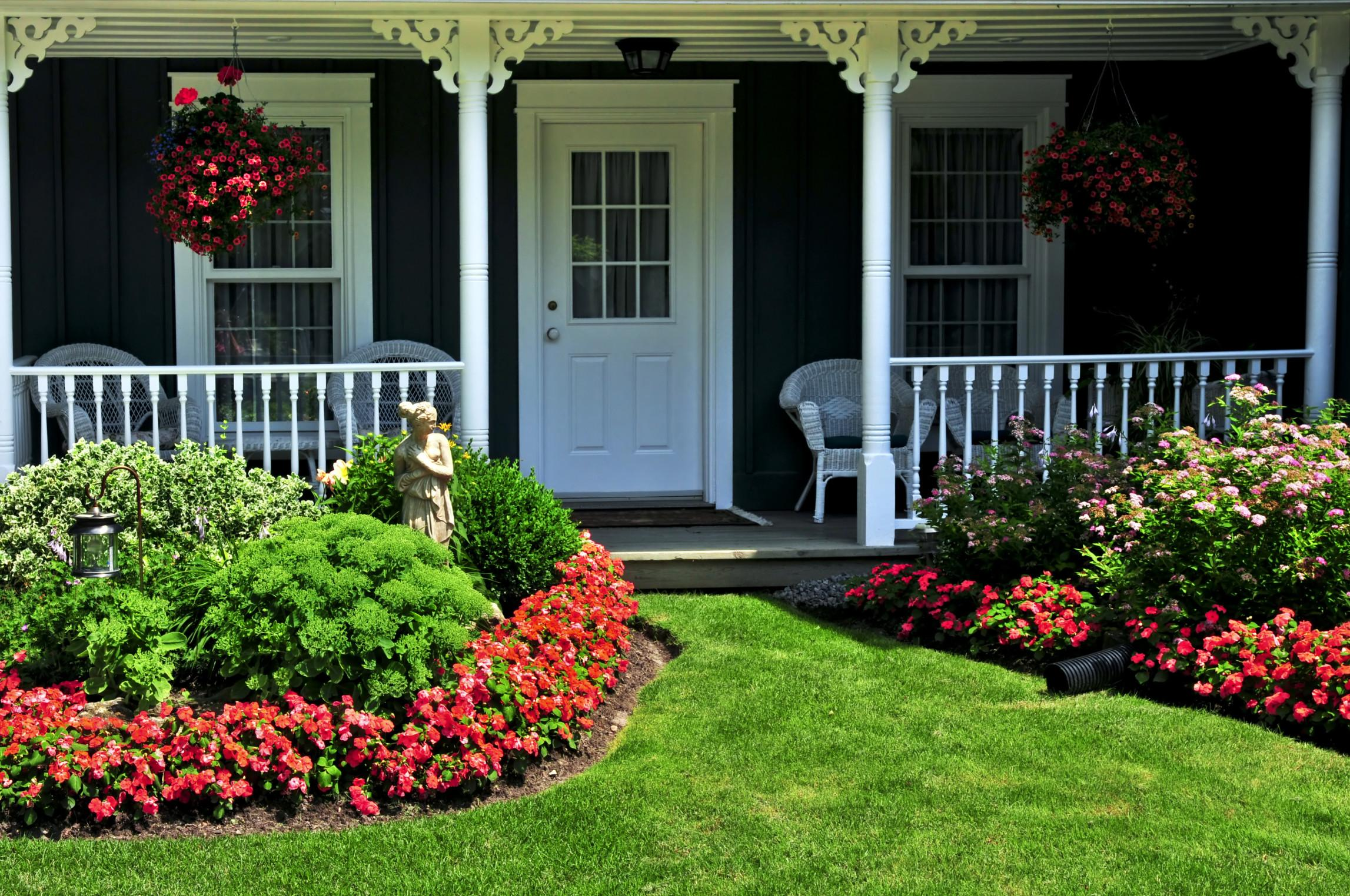 Low Maintenance Landscaping Ideas Allstate Blog