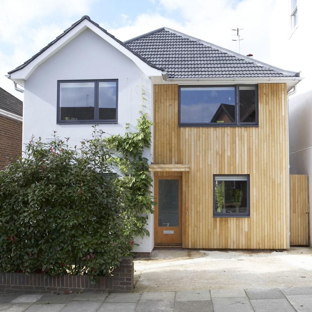 Lowdown Exterior Cladding Ideal Home