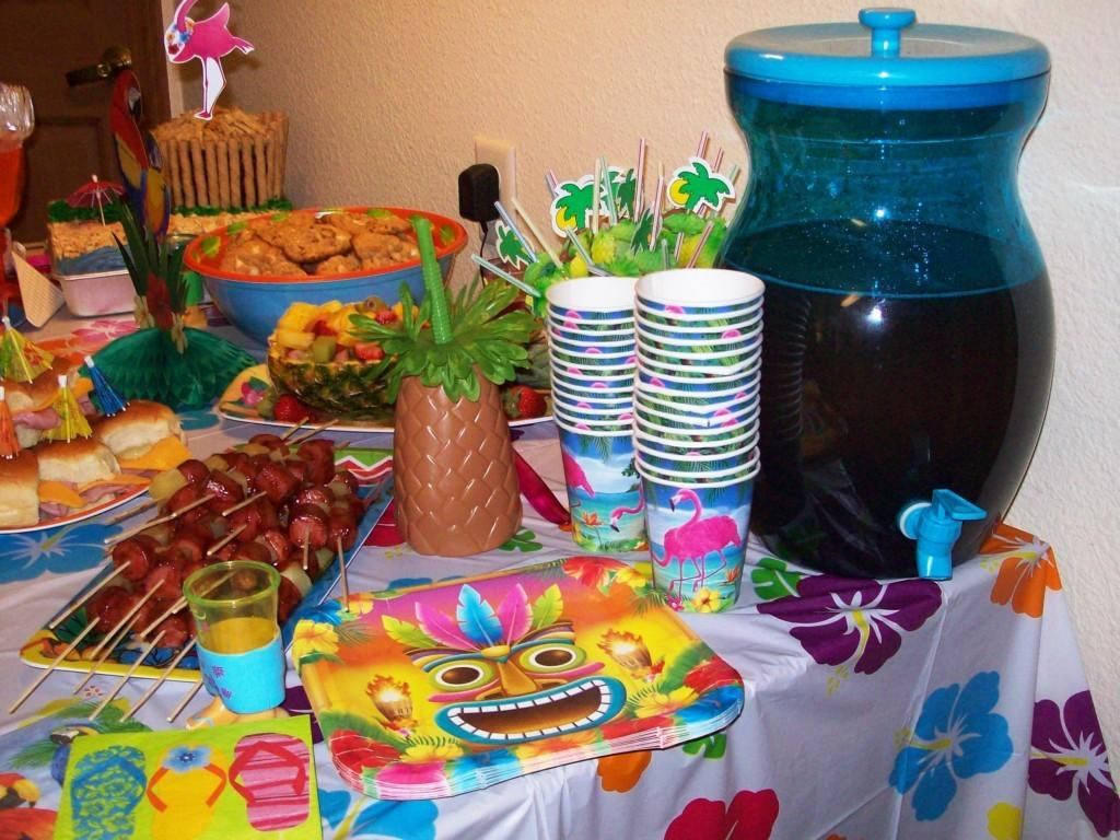 Luau Party Ideas Fitfru Style Decorations