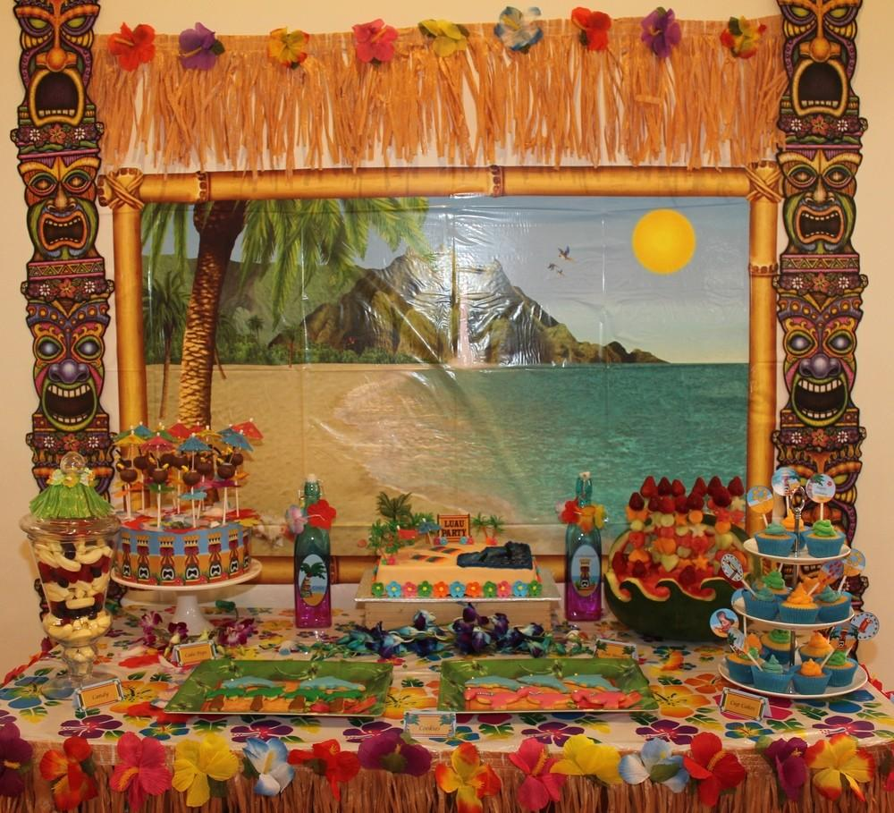 Luau Party Ideas Have Consider Trying