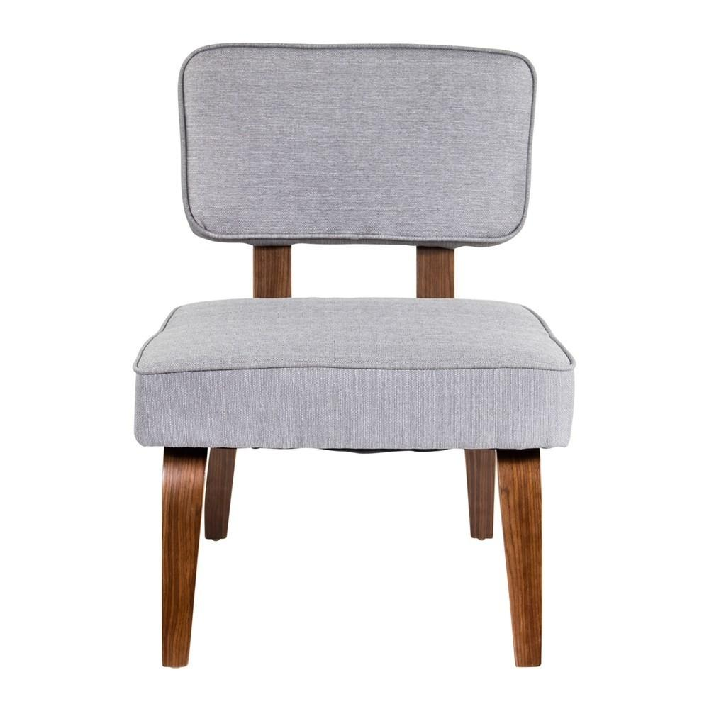 Lumisource Nnz Nunzio Mid Century Modern Accent Chair