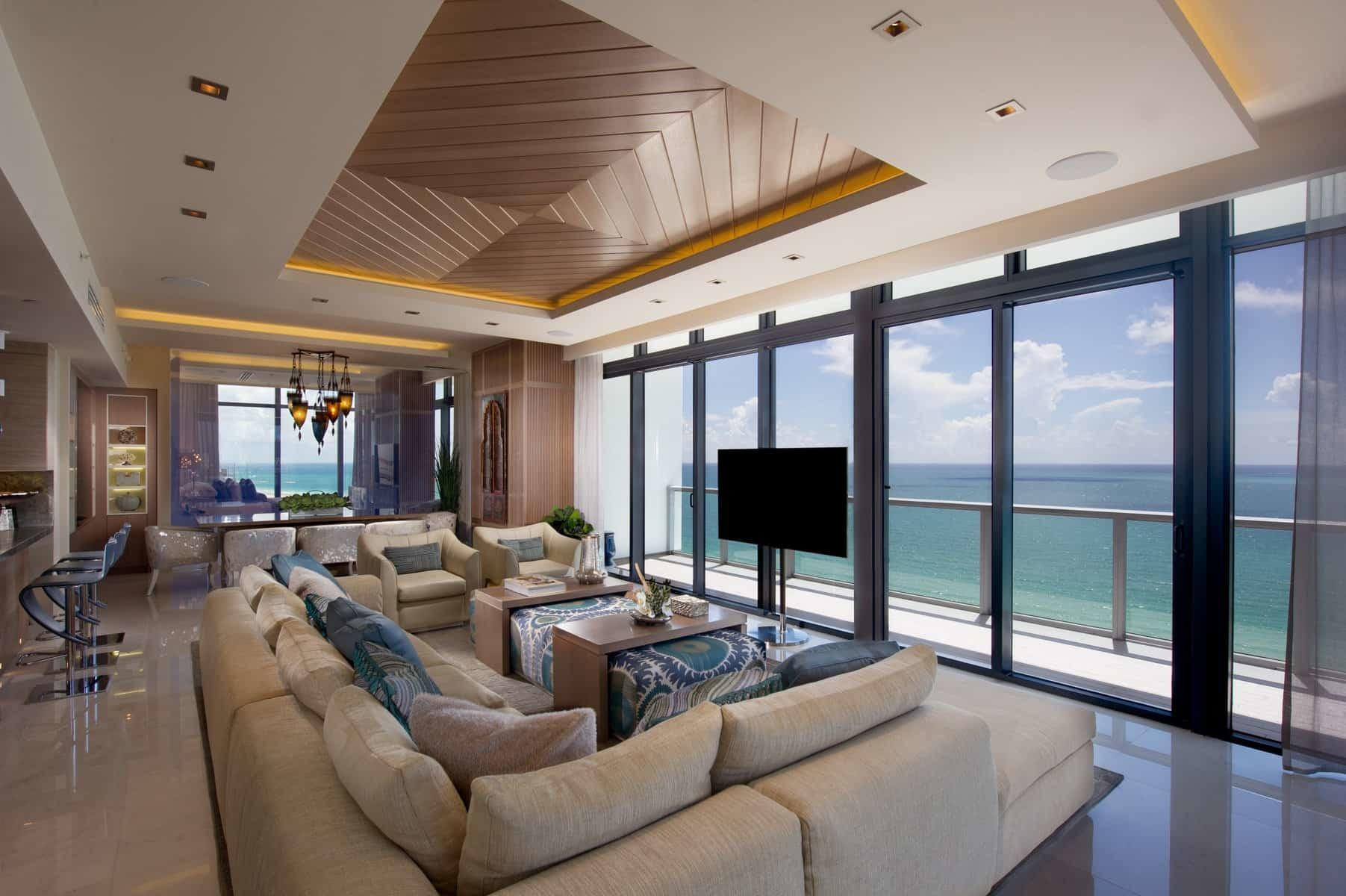 Luxurious Double Penthouse Residences Miami Beach