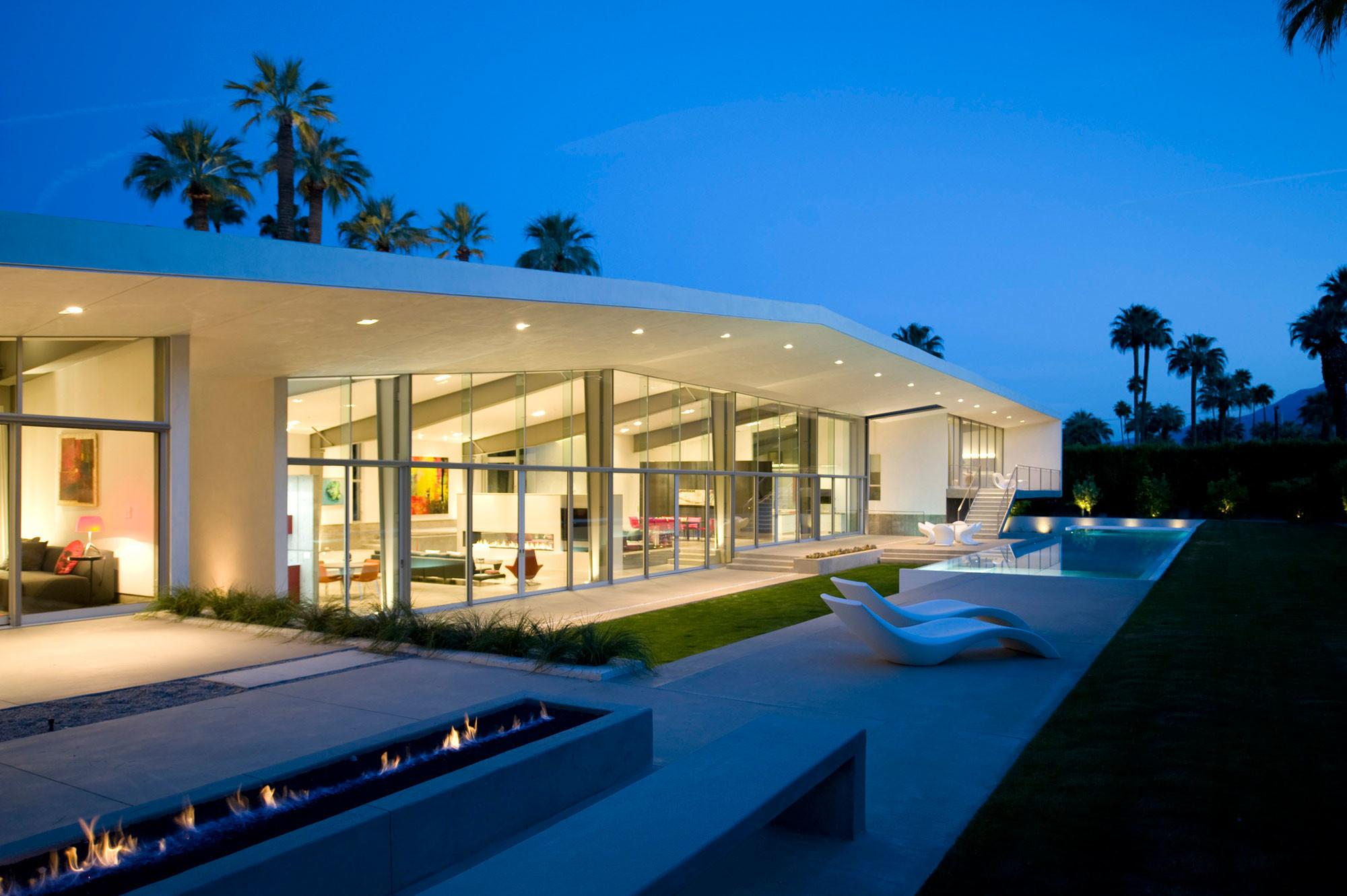 Luxurious Elegant Private Residence Palm Springs
