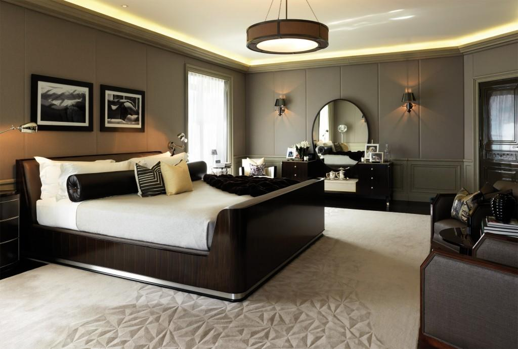 Luxurious Master Bedroom Interior Design Ideas