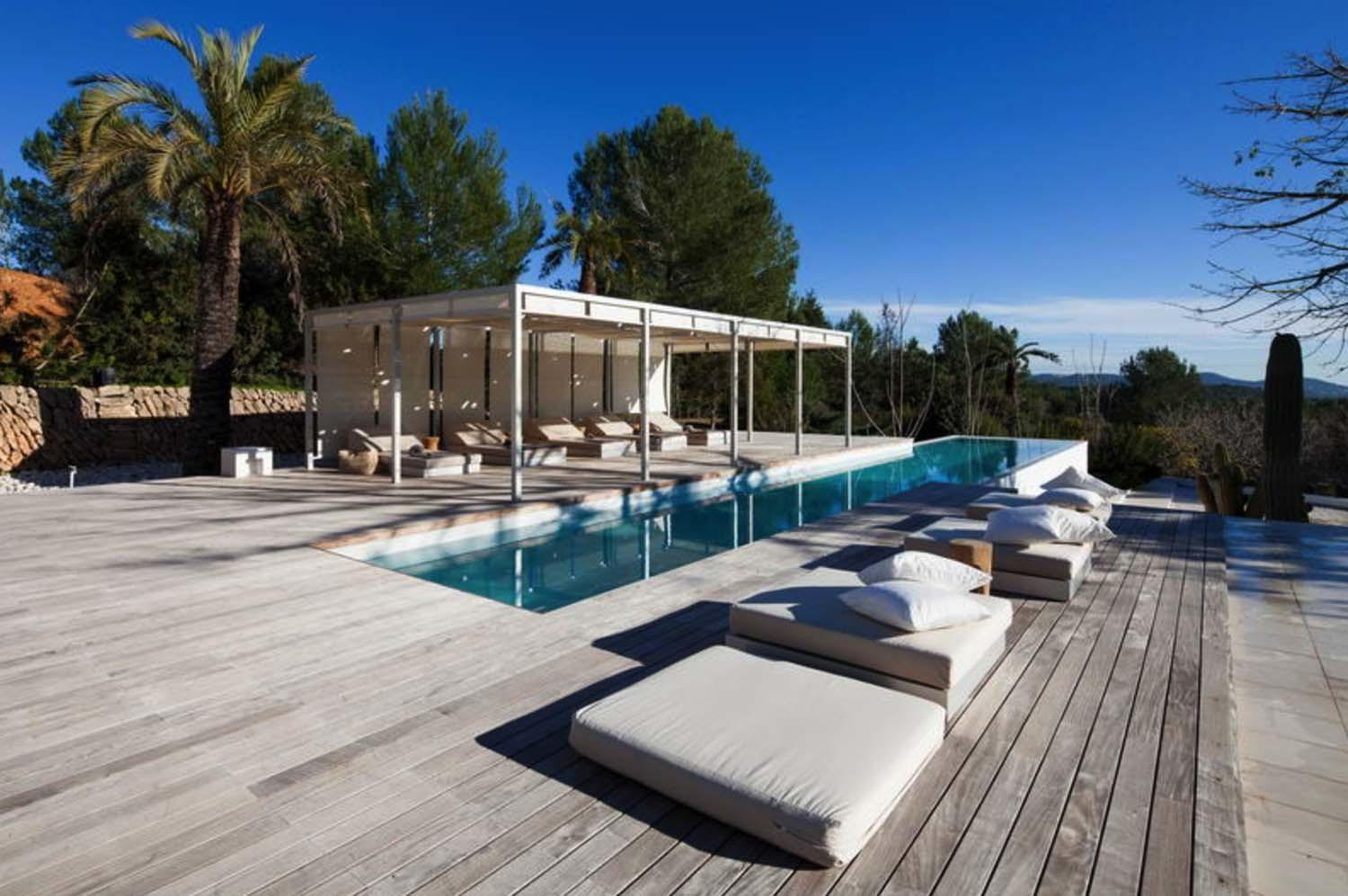 Luxurious Mediterranean Lifestyle Provided Retreat Ibiza