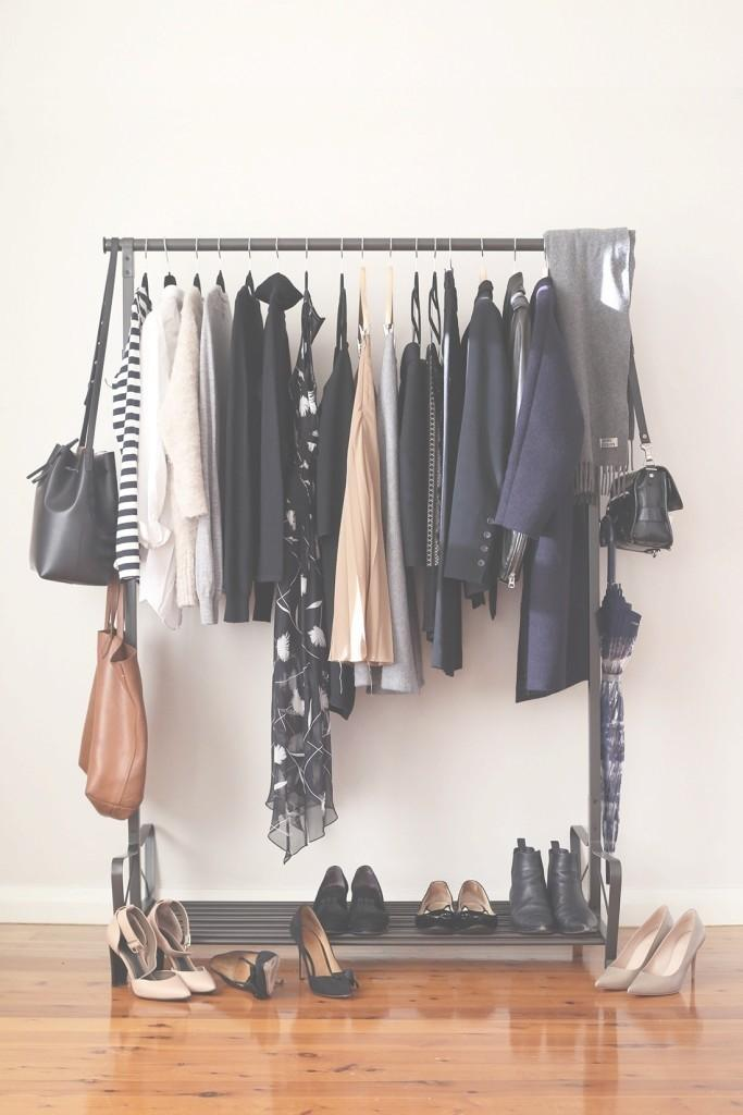 Luxurious Minimalist Capsule Wardrobe Wild Wood Home Ideas