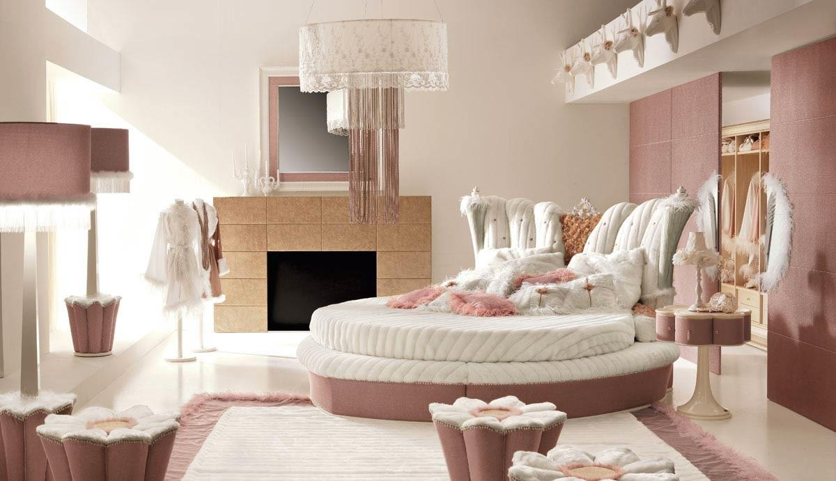 Luxurious Teenage Bedroom Decosee