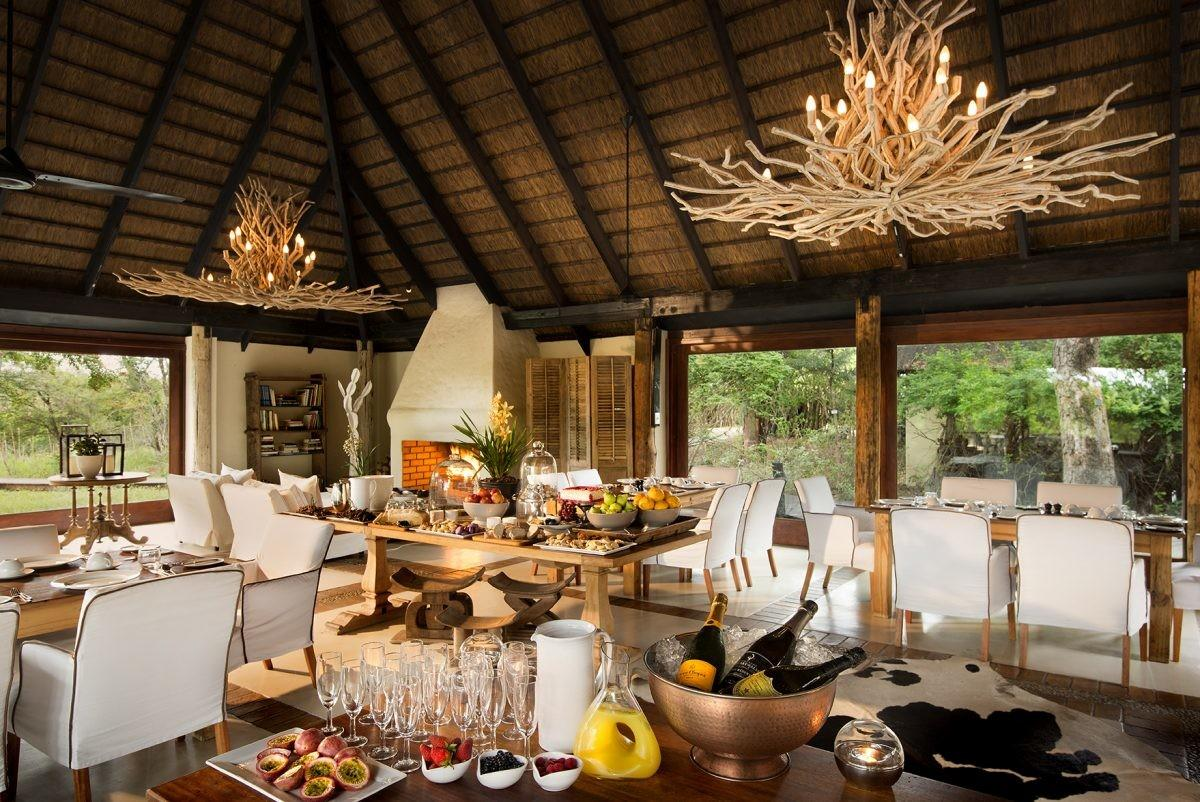 Luxury African Safari Interior Design Phases Africa