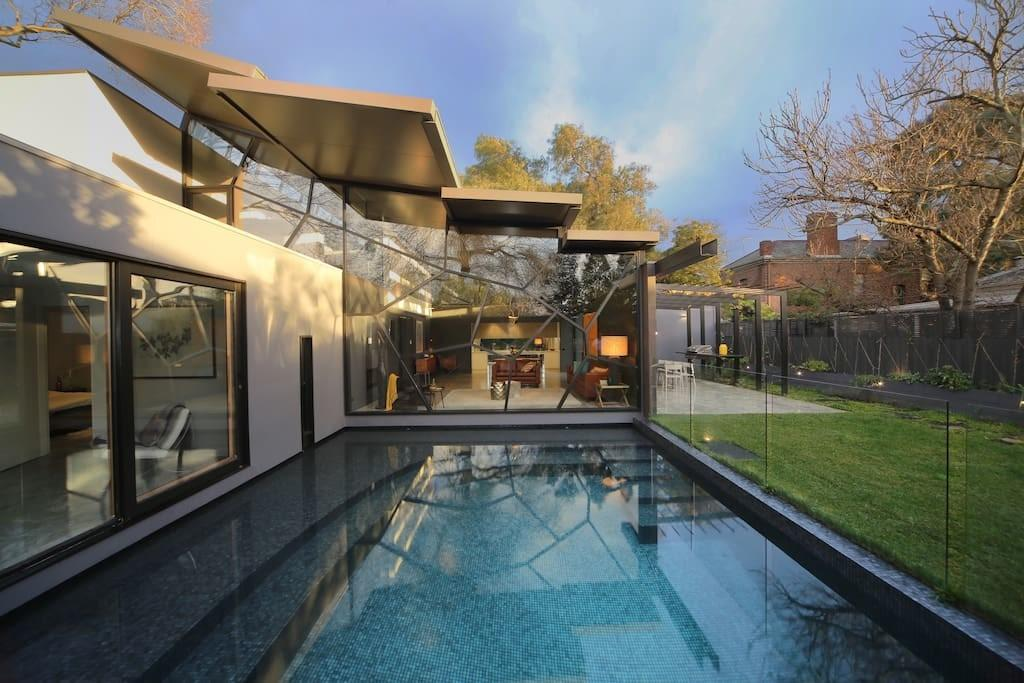 Luxury Architectural Residence Hawthorn Houses