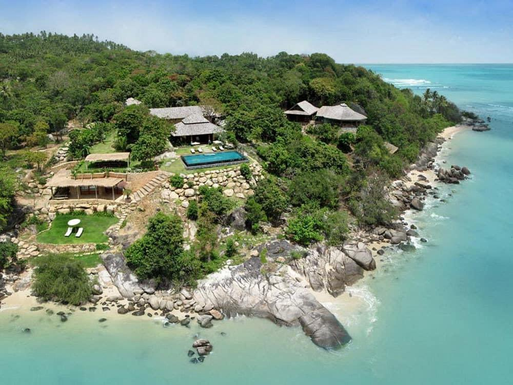 Luxury Beachfront Villa Koh Samui Thailand Sale