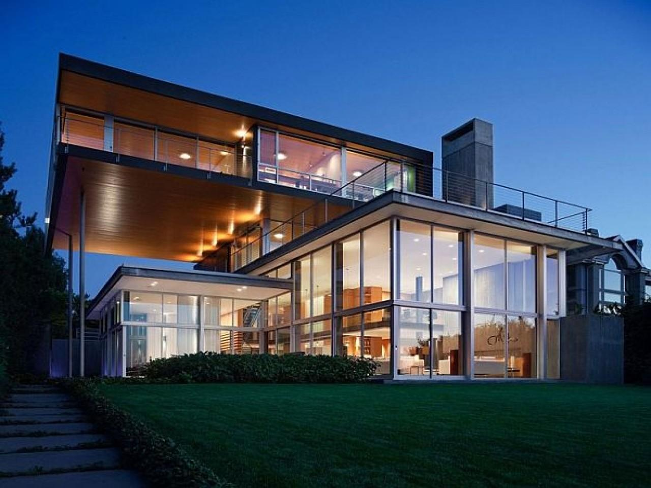 Luxury Contemporary House X12d 1958
