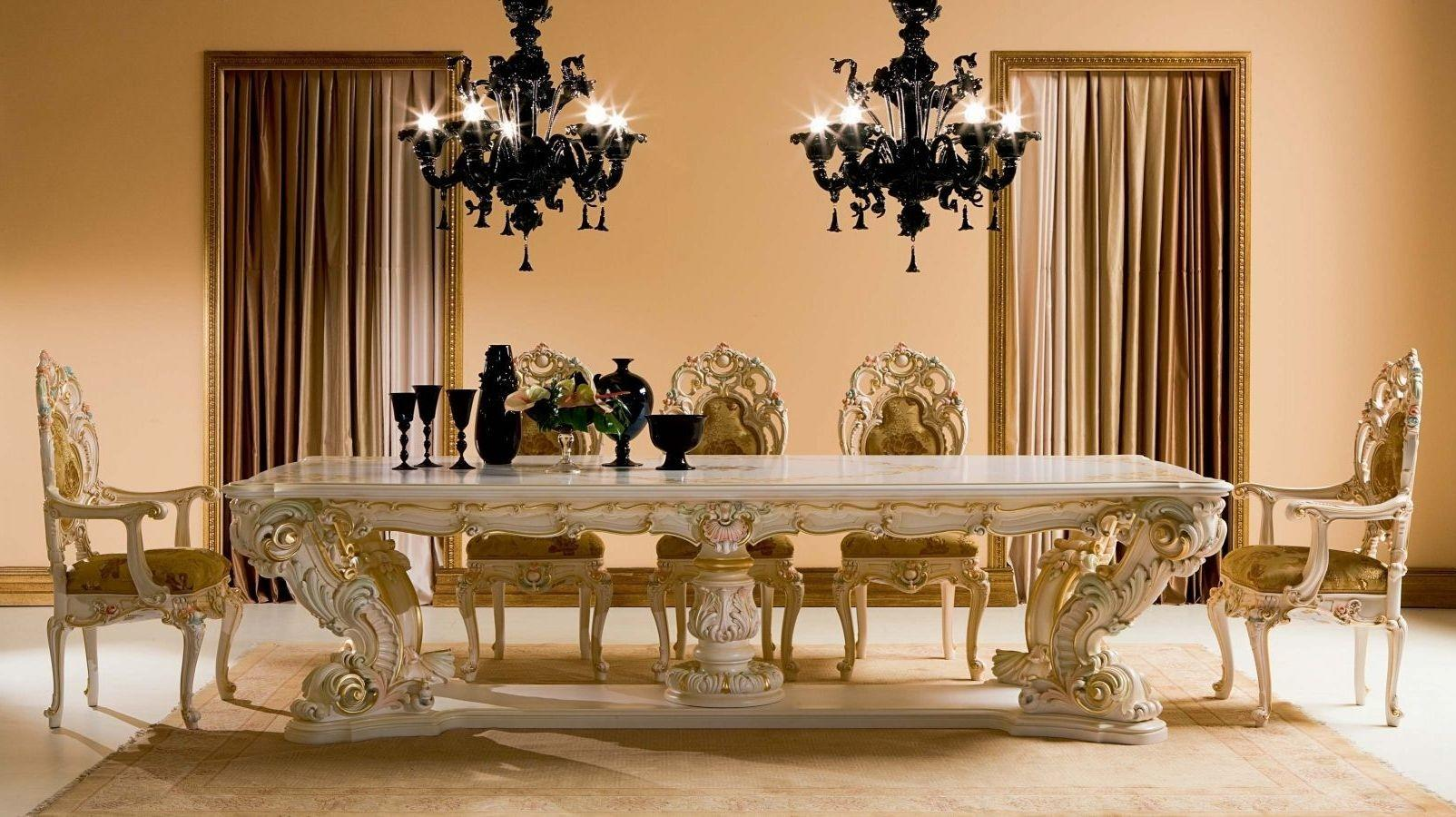 Luxury Dining Sets London Designer Room Furniture