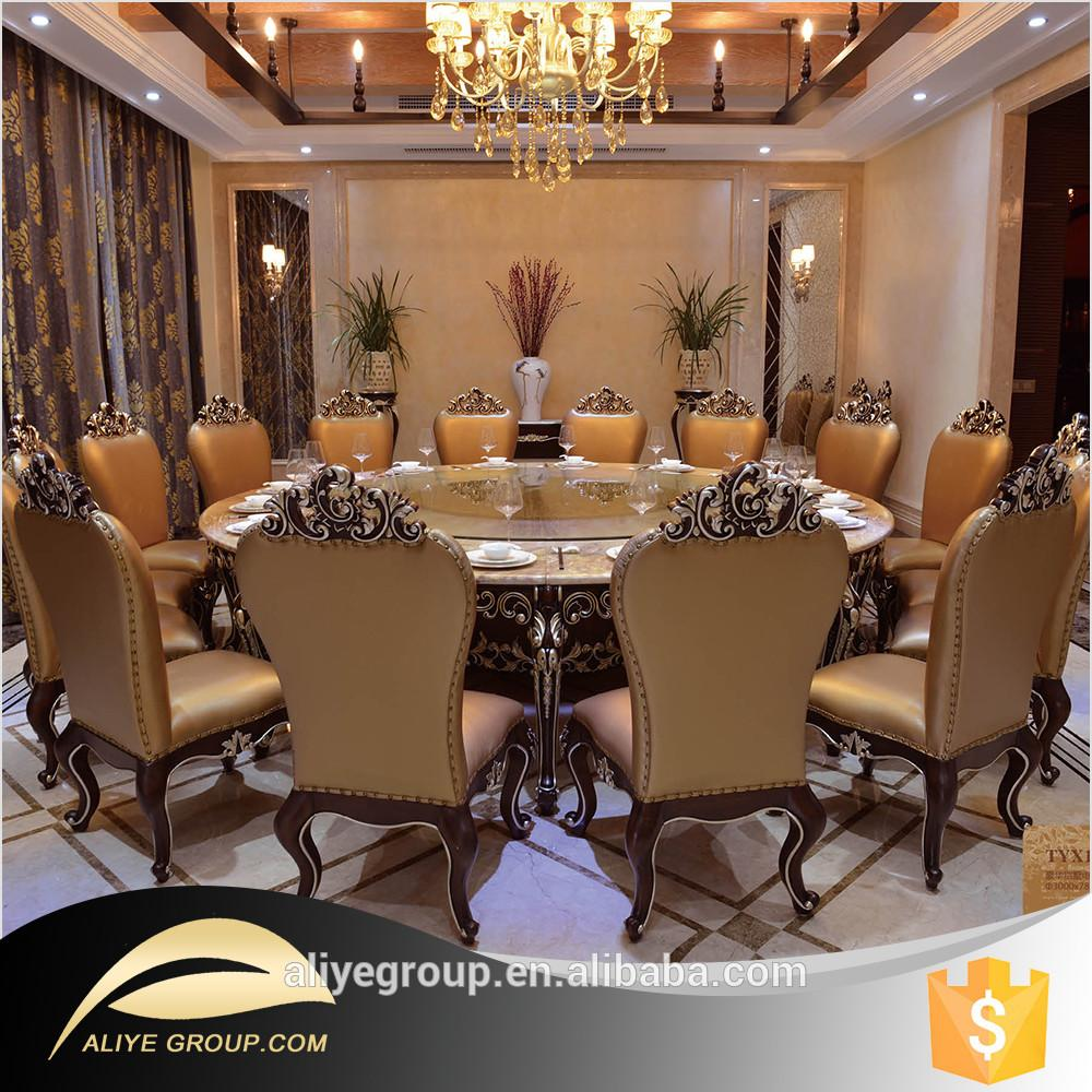 Luxury Furniture Antique Dining Room Tables