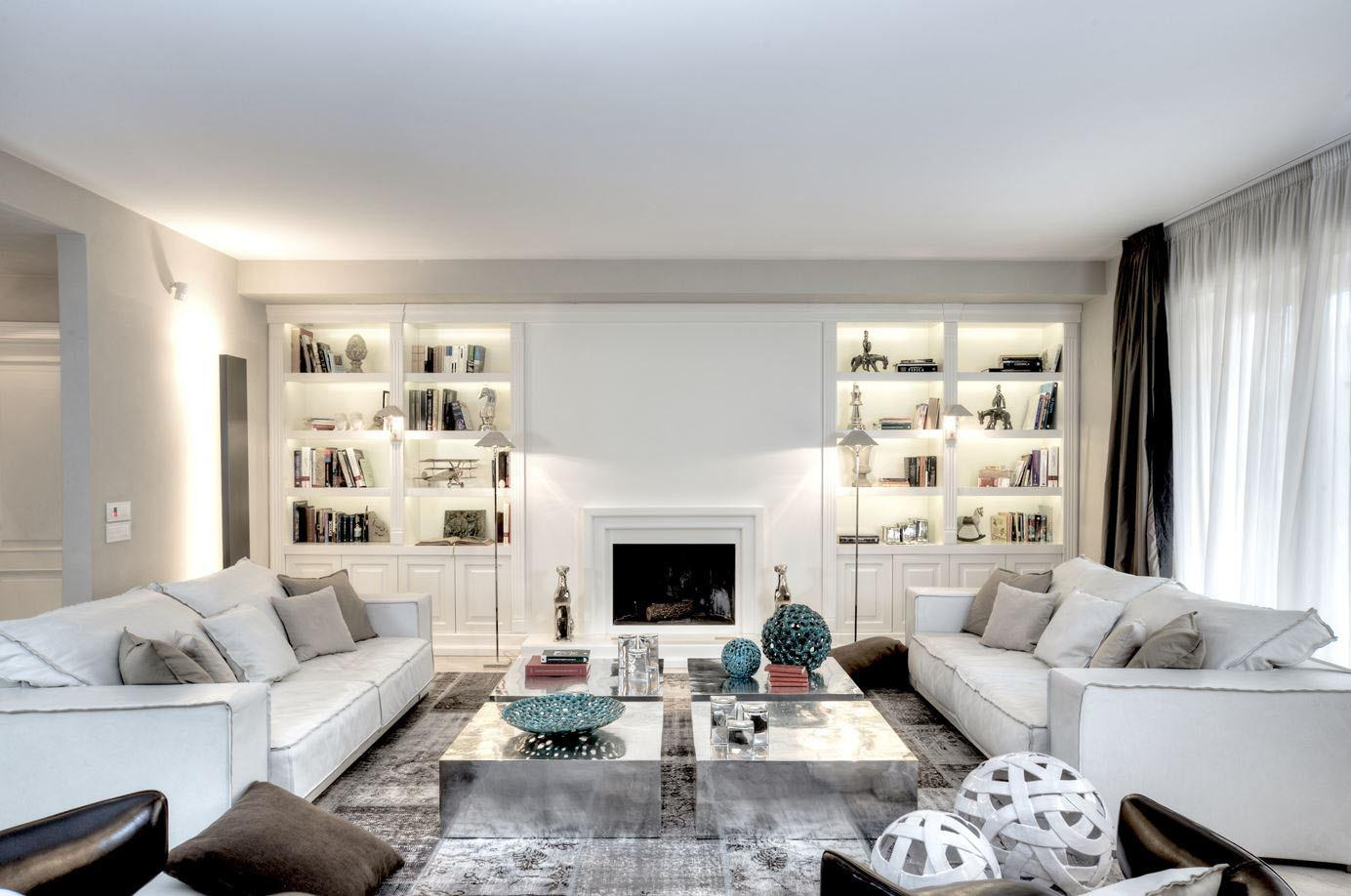 Luxury Home Interior Timeless Contemporary Elegance