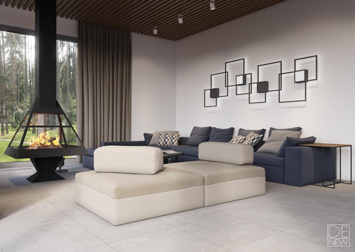 Luxury Homes Taking Different Approaches Wall Art