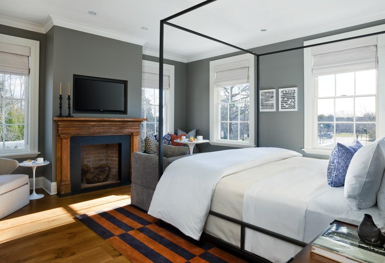 Luxury Hotel Hamptons Topping Rose House