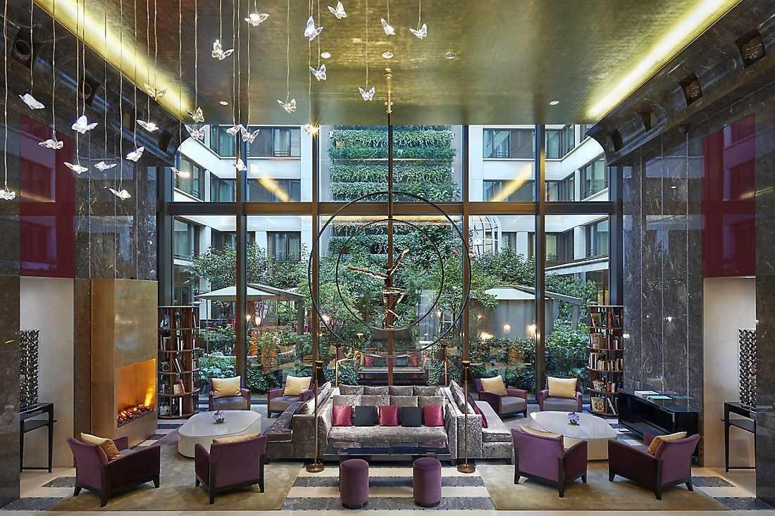 Luxury Hotel Offers Packages Place Vend Mandarin