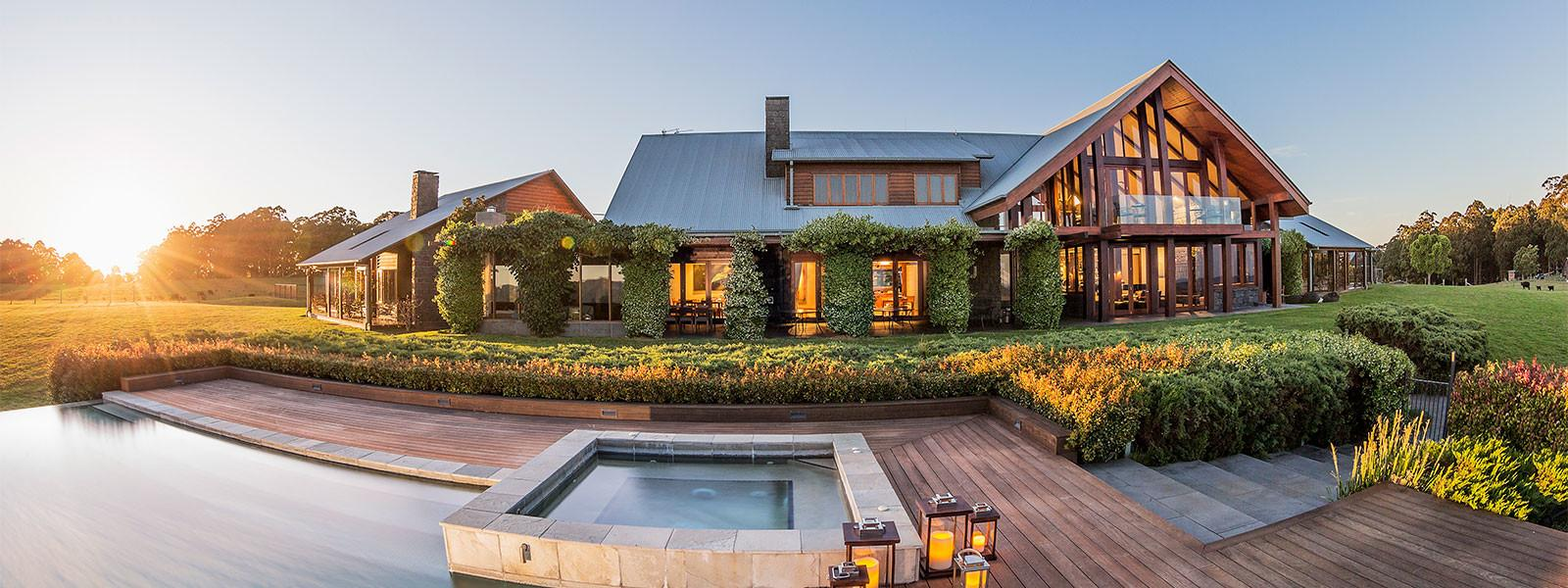 Luxury Hotels Retreats Qld Nsw Spicers