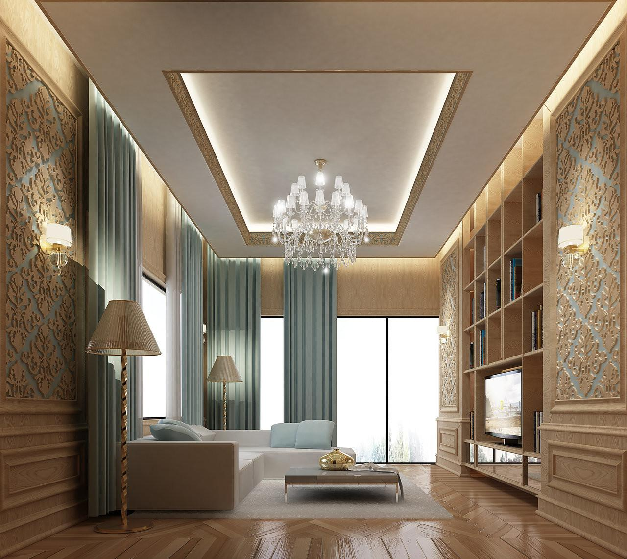 Luxury Interior Design Home Unforgettable House Plan Dubai