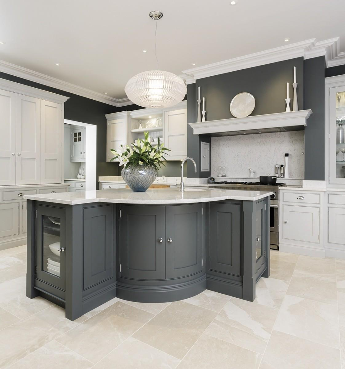 Luxury Kitchen Designer Tom Howley Opened New Showroom