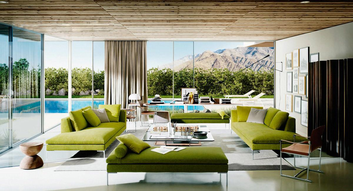 Luxury Living Room Designs Show Spectacular Which