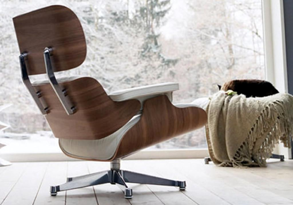 Luxury Lounge Chair Design Charles Eames Ray