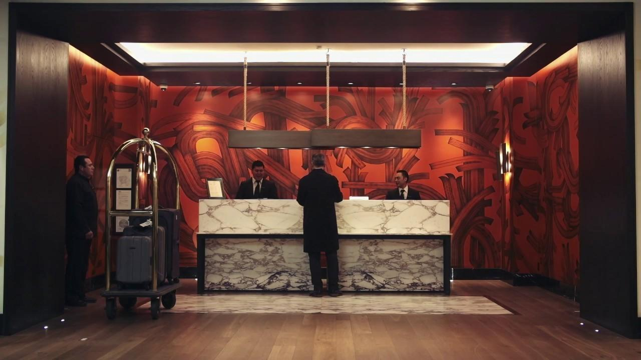 Luxury Mexico City Hotel Experience Four Seasons