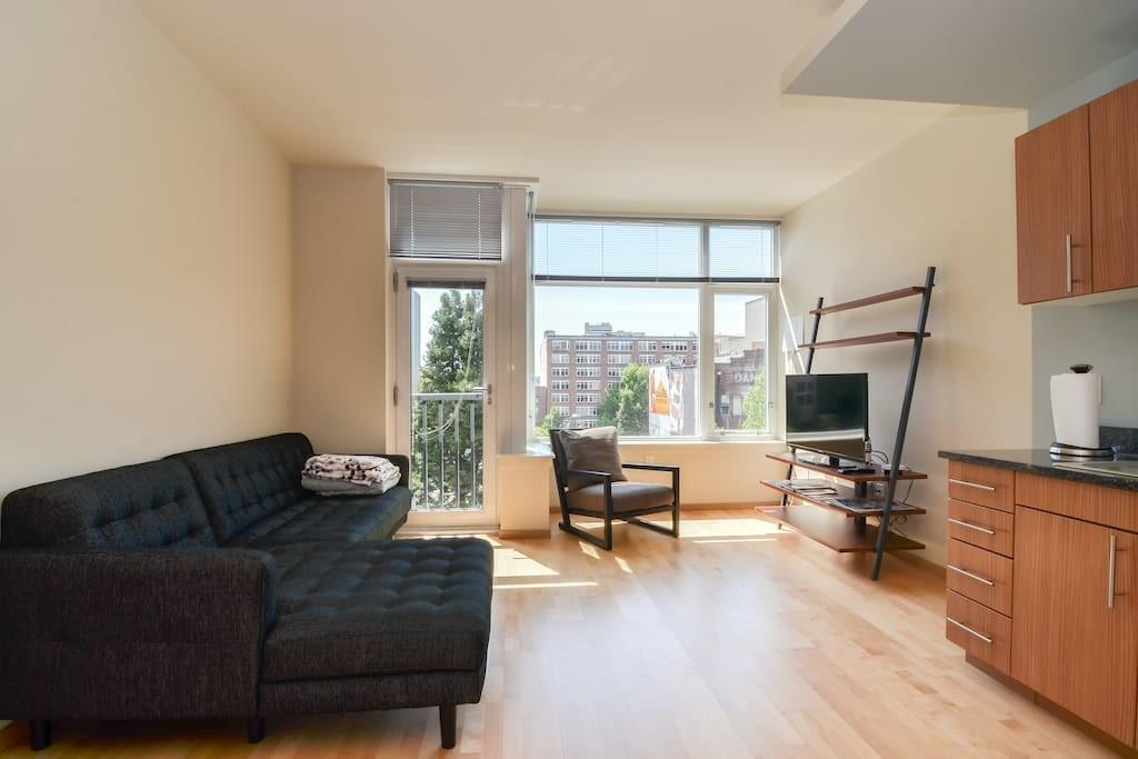 Luxury Modern Apt Downtown Serviced Apartments