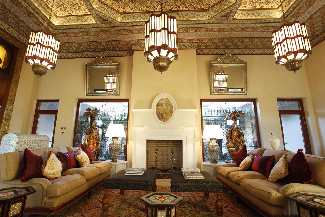 Luxury Moroccan Living Rooms Furniture Sets Raysa House