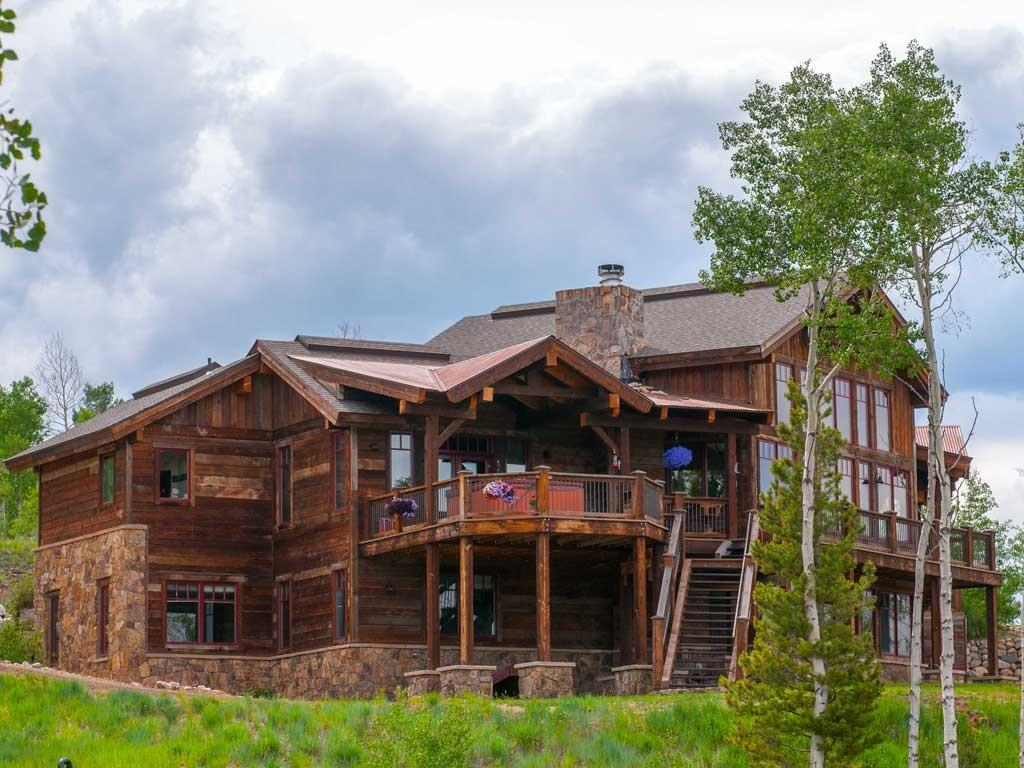 Luxury Mountain Homes Sale Upscale Real Estate