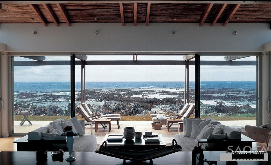 Luxury Oases Could Tempt Into Early Retirement
