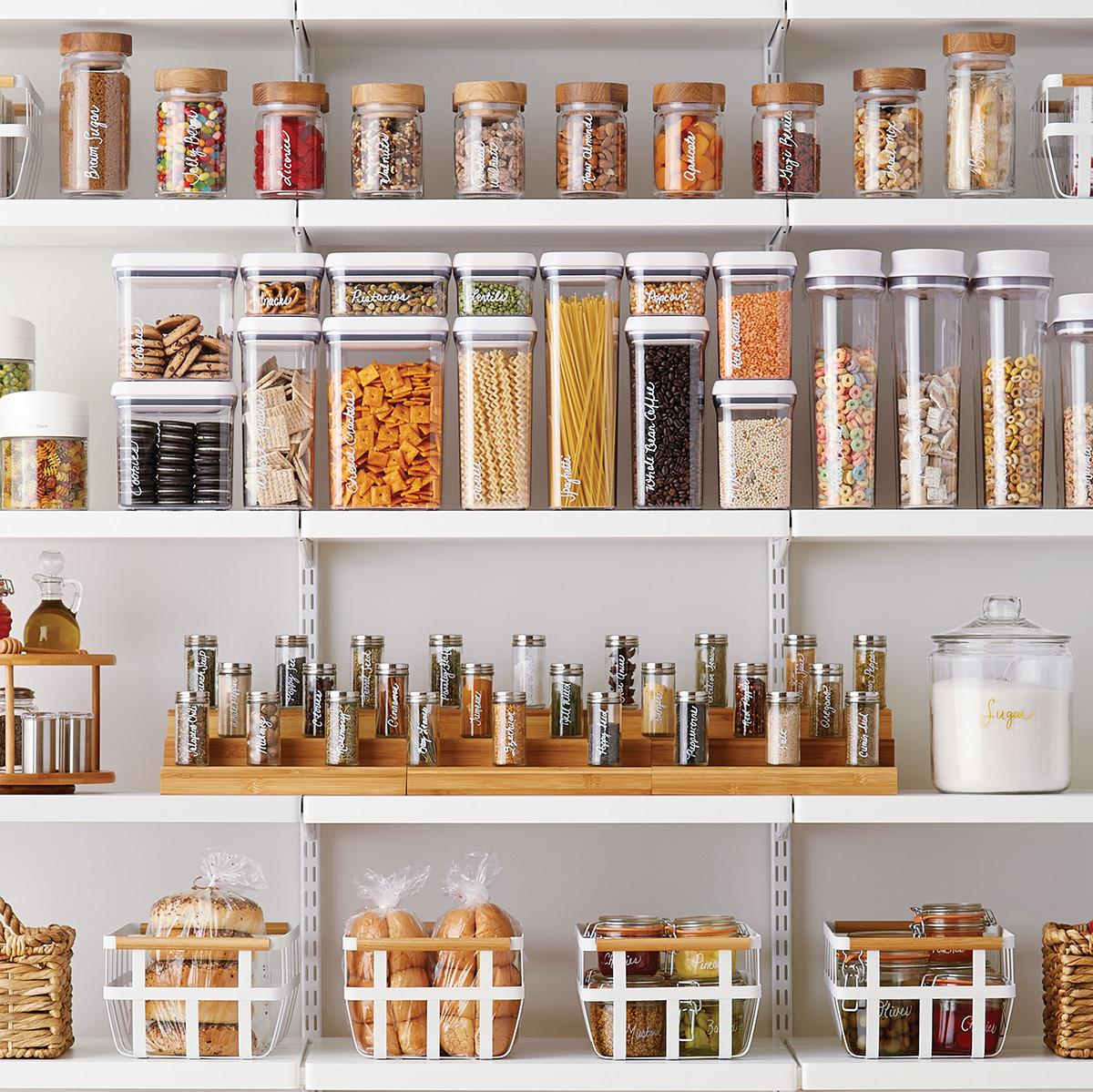 Luxury Pantry Starter Kit Container Store