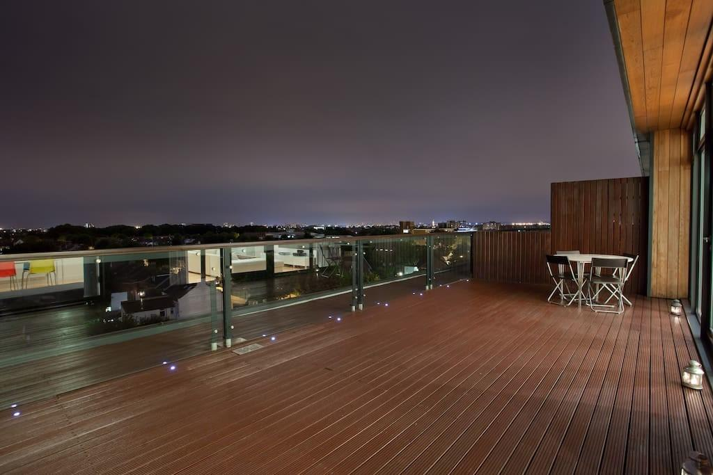 Luxury Penthouse Apt East London Apartments Zur Miete