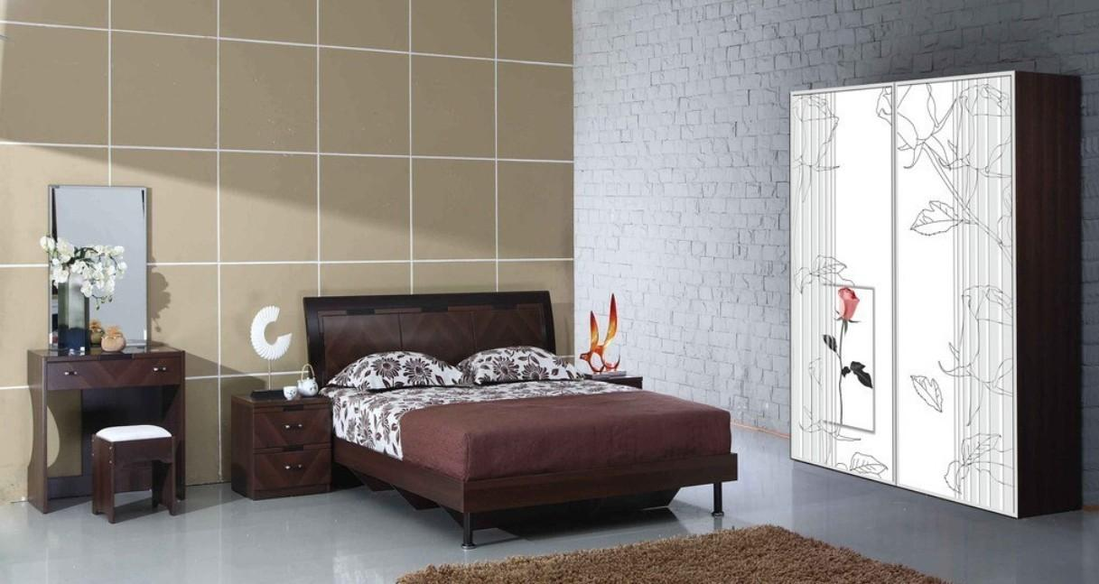 Luxury Simple Wardrobe Designs Small Bedroom Within
