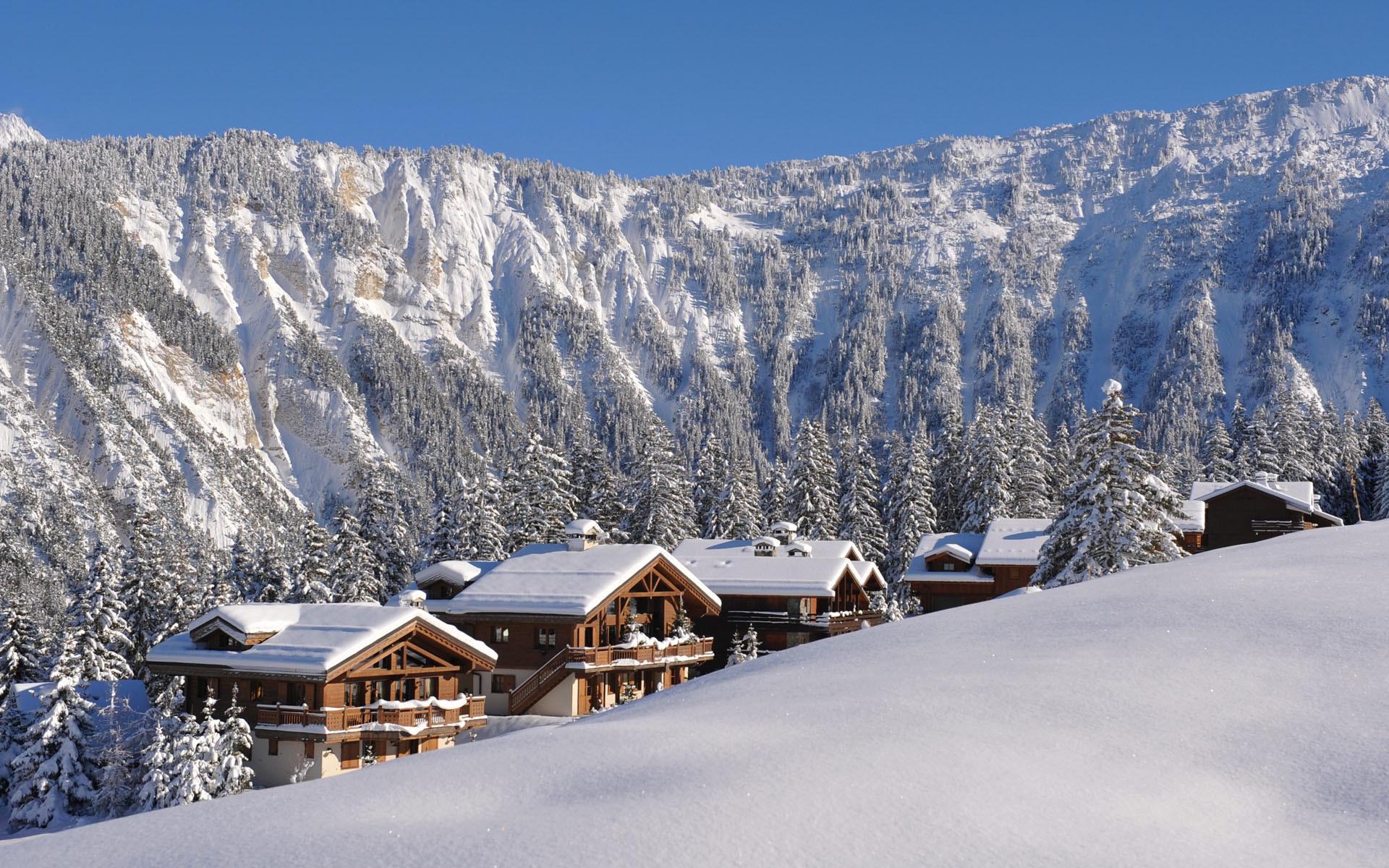 Luxury Ski Chalet Chalets Belvedere Courchevel 1650