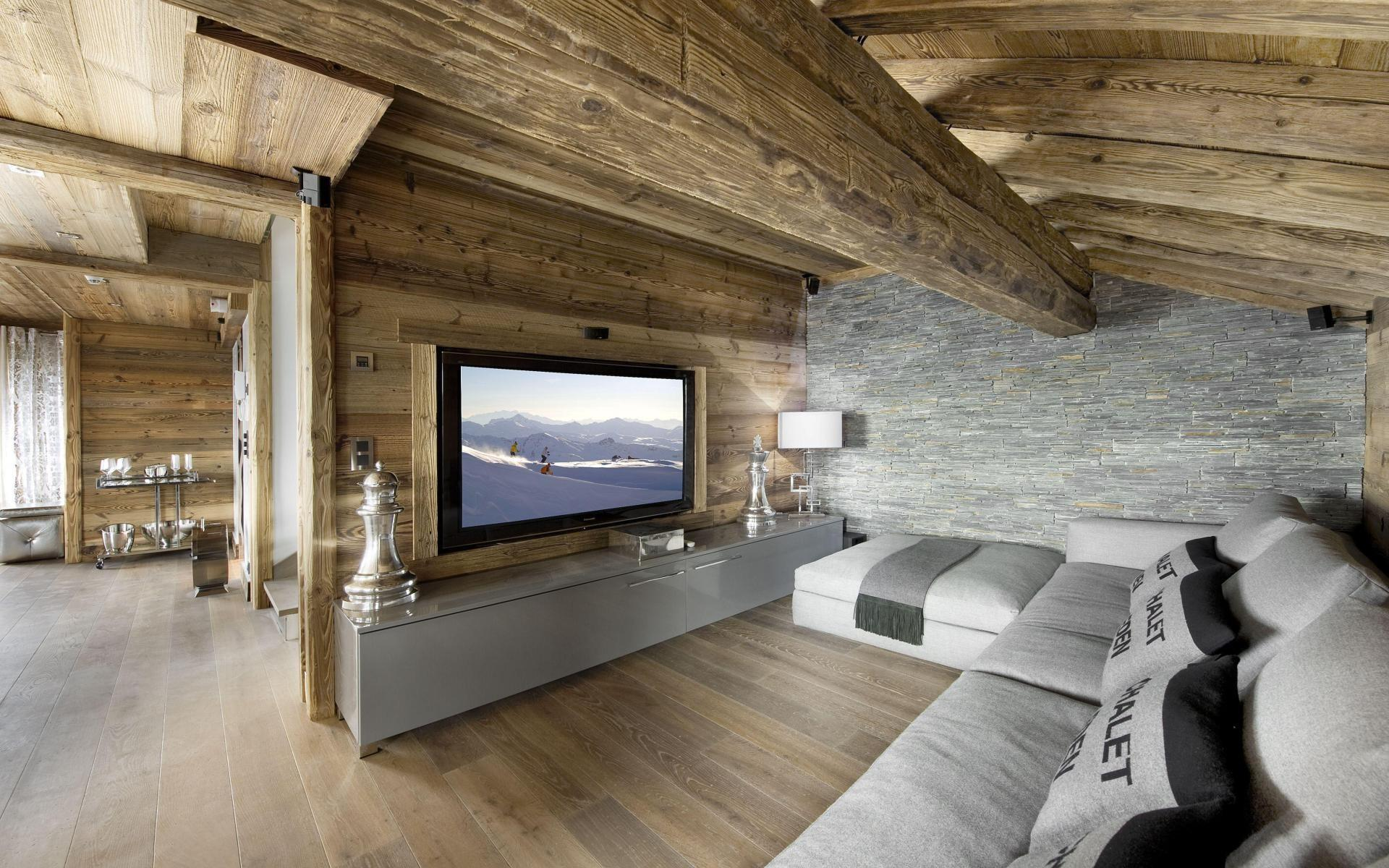 Luxury Ski Chalet Eden Courchevel 1850 France
