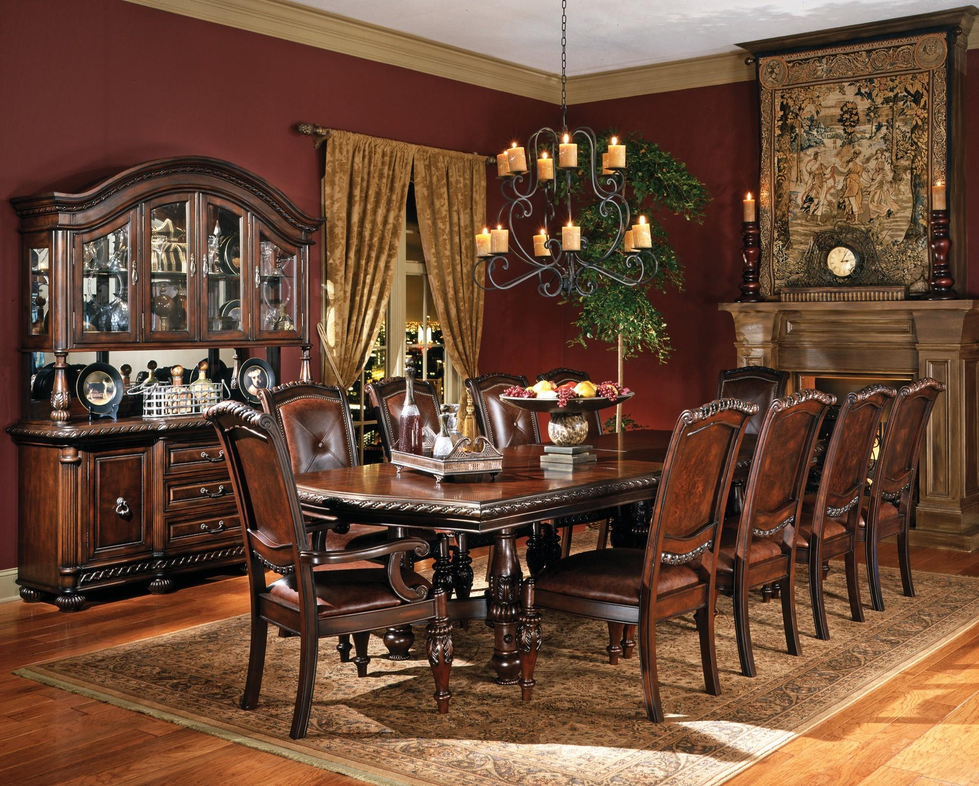 Luxury Small Vintage Dining Room Ideas Light