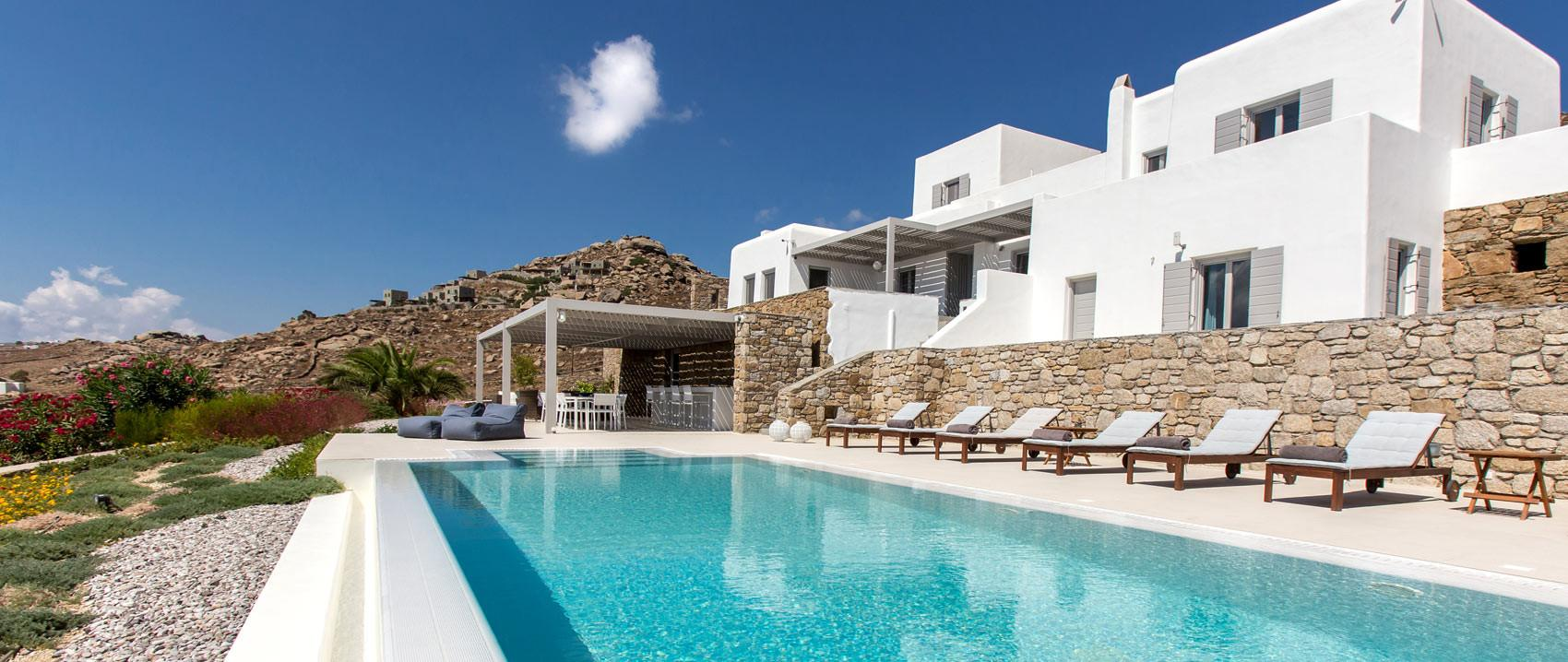 Luxury Villa Mykonos Lia Retreat