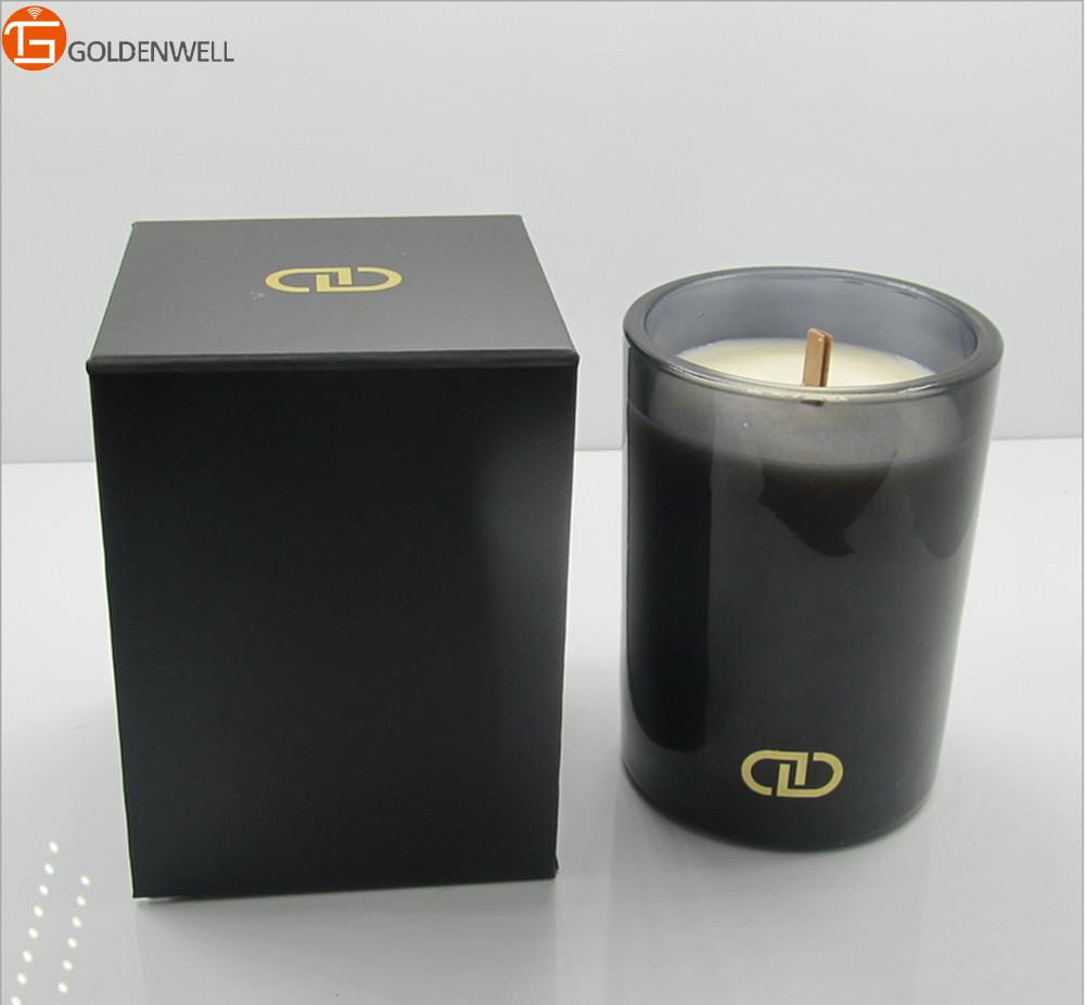 Luxury Woodwick Candle Crackle Flicker Like Your